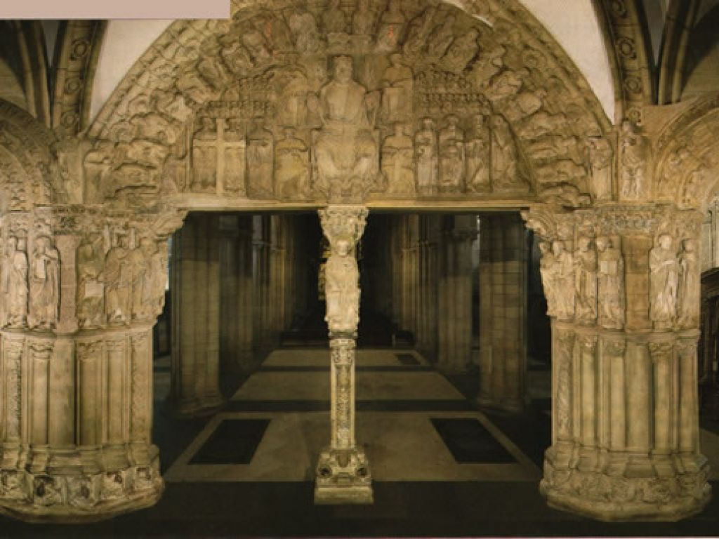 The Portico of Glory: the Romanesque jewel of Santiago´s Cathedral