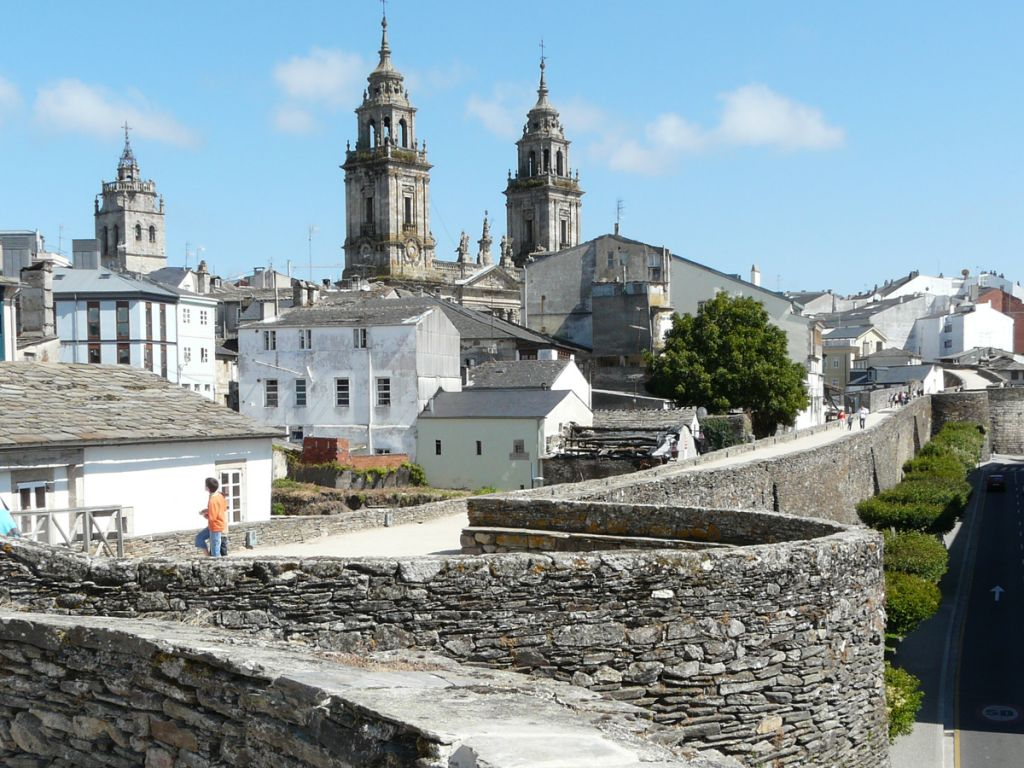 Private guided tour to Lugo